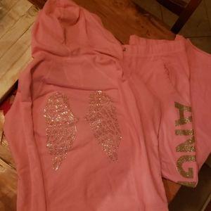 Victoria's Secret jogging suit
